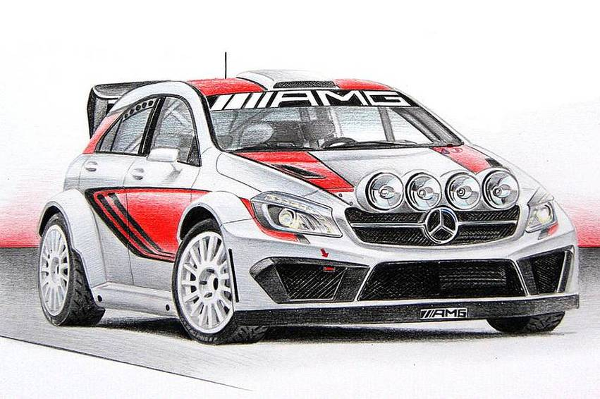 Rumores mercedes benz al wrc en 2017 motormario for Rally mercedes benz